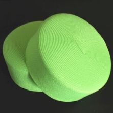 Vintage Style Lime Pill Box Hat